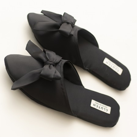 Marilyn Slippers black
