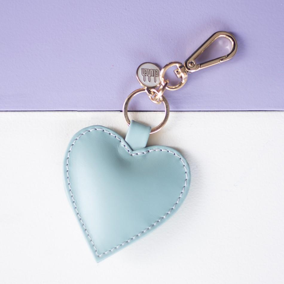 Llaveros de corazón