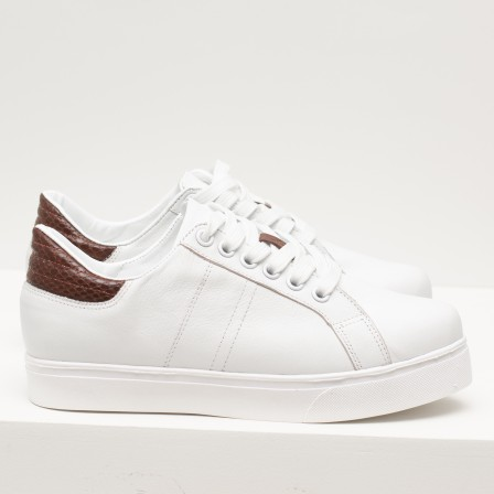 Brown Rainbow sneakers
