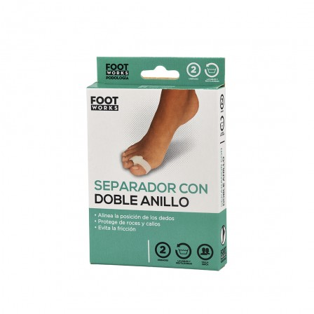 FOOT WORKS® - Double ring...