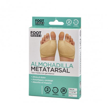 FOOT WORKS® - Metatarsal pad