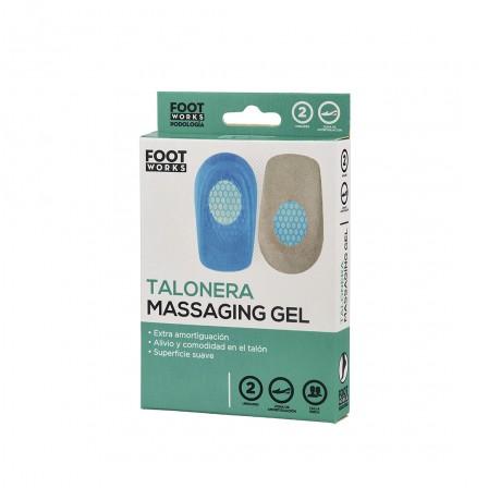 FOOT WORKS® - Massaging Gel...