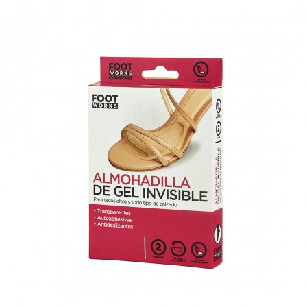 FOOT WORKS® - Invisible Gel...