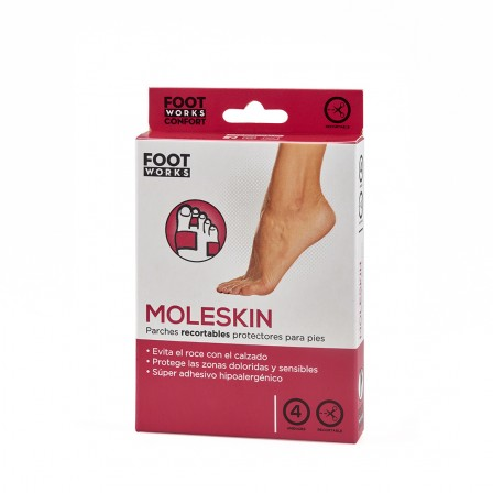 FOOT WORKS® - Moleskin...
